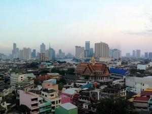 Bangkok, l'infernale