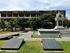 Phnom Penh, la petite capitale