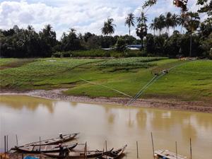 Battambang, si c'est sur la route