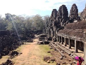 Angkor plus de vélo !