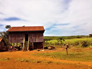 Banlung, sur les terres rouges du Ratanakiri