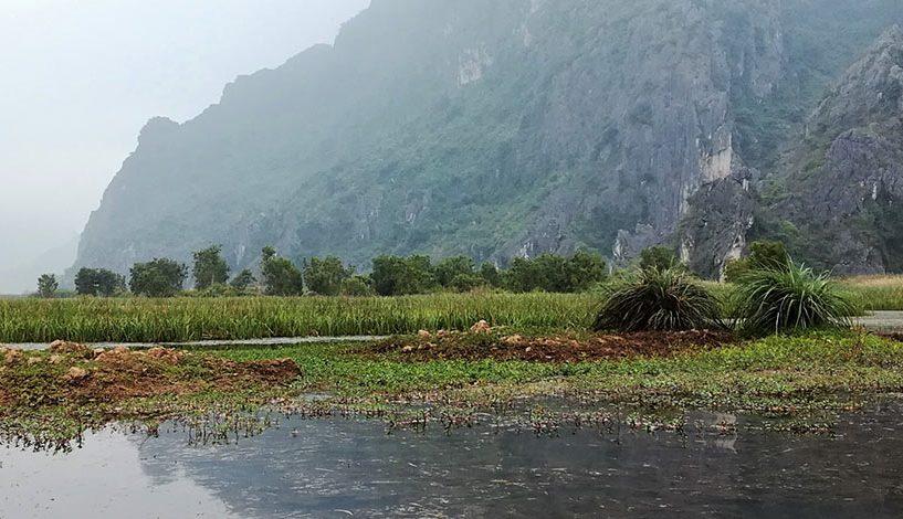 Alentours de Ninh Binh