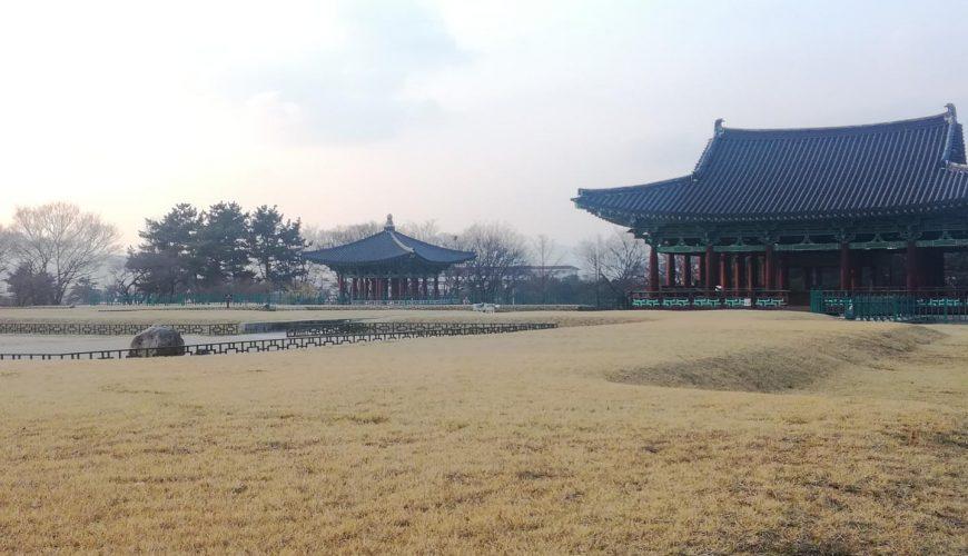 Etang Anapji – Donggung Palace