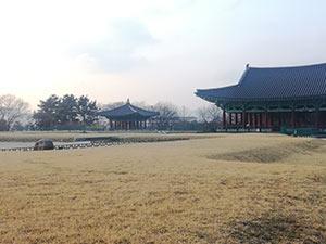 Gyeongju, ville historique