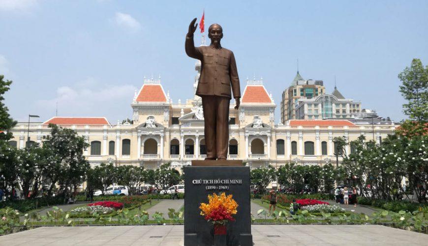 Statut de l'oncle Ho