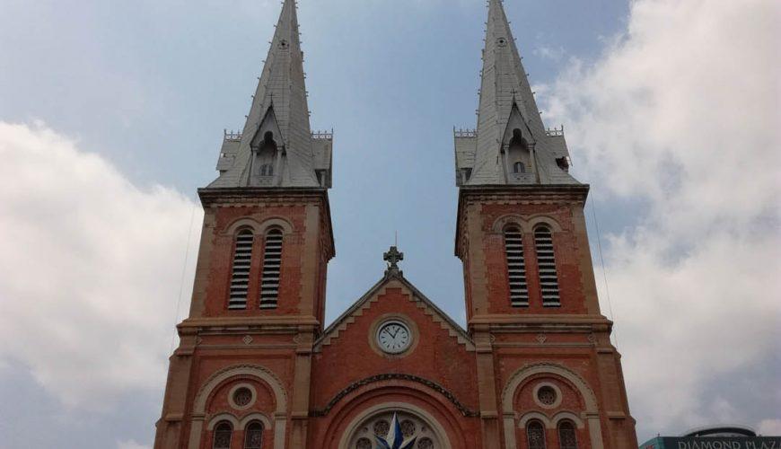 Eglise Notre Dame de Saigon