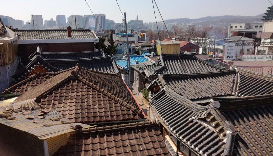 Bukchon village Séoul
