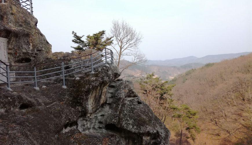 Golgusa - templestay